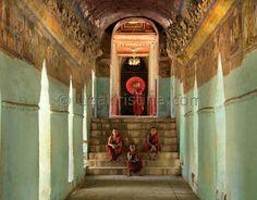 lisa kristine: myanmar