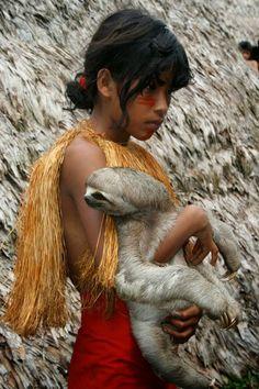 Resultado de imagem para amazonian girl