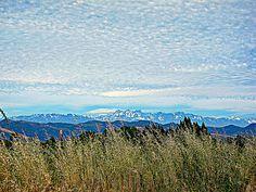 Paisaje de Colchagua Chile, cerca de Chépica