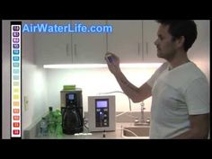 ▶ Aqua Ionizer Deluxe 7.0 Review from Air Water Life - YouTube