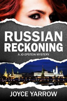 "Books Direct: ""Russian Reckoning"" by Joyce Yarrow - FREE 30-31 May"