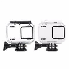 Underwater 45m Waterproof Protective Underwater Housing Case For Xiaomi Yi 2 4k Sports Camera
