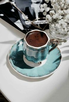 Nadire Atas on Coffee International To Enjoy Coffee World, Coffee Is Life, I Love Coffee, Coffee Break, My Coffee, Coffee Lovers, Coffee Cafe, Coffee Drinks, Coffee Industry