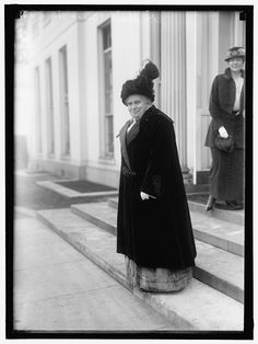 Anna Howard Shaw (1847-1919). She was a leader of the women's suffrage movement in the United States. She was also a physician and the first ordained female Methodist minister in the United States. Her birthday is celebrated as Anna Howard Shaw Day, as an alternative to St. Valentine's Day.