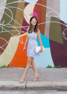 Miami Colorful Walls