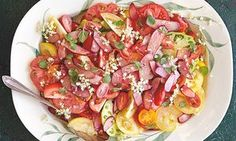 The ripe stuff: Yotam Ottolenghi's tomato salad recipes | Life and style | The Guardian