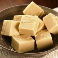 Baileys White Chocolate Fudge Recipe I think I would like this better with milk chocolate chips.
