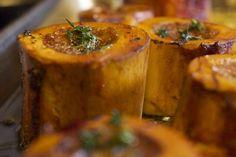 roasted bone marrow with pho spices