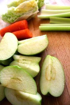 Veggies and Fruit cut