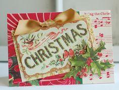 christmas - Anna Griffin