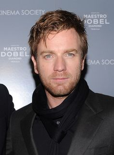 Ewan Mcgregor. I have yet to see a movie of his that I didn't like. He is one of my all time favorite actors and so cute too!