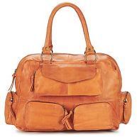 Present I will give myself, for my first job ^^ Pieces  NAINA LEATHER BAG  Cognac.