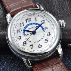 Watch Parnis Corgeut 43mm Movement Automatic SEAGULL, Dial WHITE | Bijoux, montres, Montres, pièces, accessoires, Montres classiques | eBay!
