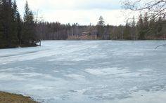 A walk in Oslo's Nordmarka Forest