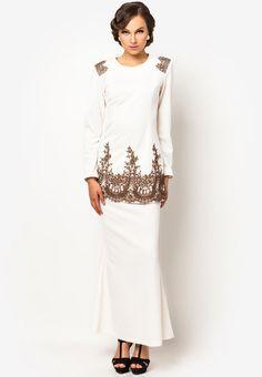baju kurung design - Google Search