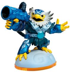 TRACE Skylanders Giants Game Figure - Jet Vac