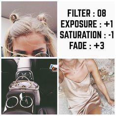 VSCO Cam Filter Settings for Instagram Photos   Filter 08
