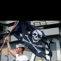 Becoming Shellbacks on the USS Carl Vinson 4/2012