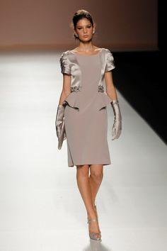Vestido de Tere idola corto de Teresa Ripoll modelo 3187