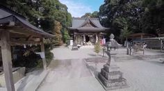 Phantom2+H3-3D+GoPro4 SilverEdition 11/16 湯前町:市房山神宮里宮