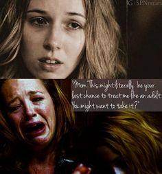"Supernatural 5x10 ""Abandon All Hope"""