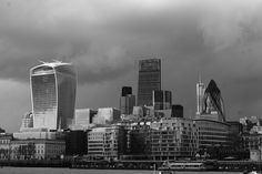 The (gloomy) City #london #thegherkin #photography #architecture