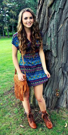 Feeling a little bohemian!