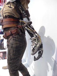 Mad Max: Fury Road Furiosa mechanical arm