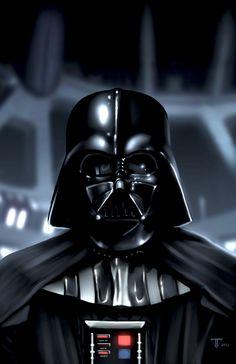 Vader /by *juan7fernandez #deviantART #StarWars #art
