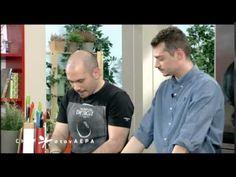 Chef στον αέρα | Τυροκροκέτες με γαλοπού - 10/06/2015