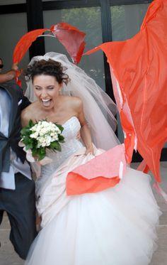 sposauscita di chiesa