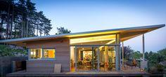 Moderne Häuser von OPEN ARCHITECTES