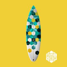 Quiver surfboard by theCoastalCity