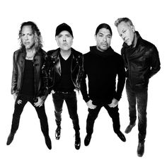 Metallica editará covers a Iron Maiden, Deep Purple y más - La octava maravilla