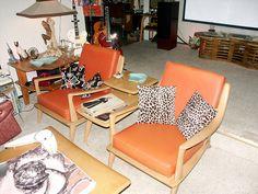 Heywood Wakefield Aristocraft Chairs 2