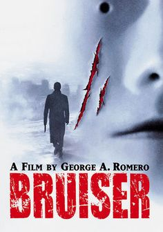 Bruiser: After awakening to a nightmare world in which he has no face, features or identity, Henry Creedlow -- stripped of all he's ever known -- sets out to destroy those who've betrayed him, including his two-timing wife and his belittling boss.
