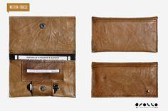 Porta tabacco in pelle western made in di PortatabacchiRollo, €17.50