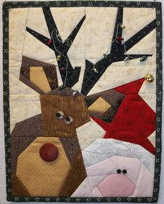 Quick Christmas Projects made by QN creative editor Lori Baker