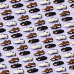 We're pretty obsessed with Peter Werth's derby shoes right now.