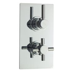 Just INC VAT Hudson Reed Tec Pura Twin Concealed Thermostatic Shower Valve lowest price in the UK on all Hudson Reed Tec Pura Twin Concealed Thermostatic Shower Valve Shower Taps, Shower Valve, Steam Showers Bathroom, Bathroom Shop, Bathroom Taps, Bathrooms, Downstairs Bathroom, Bathroom Ideas, Shower Head With Hose