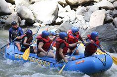 pacuare river team   - Costa Rica