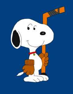 Snoopy's getting ready for the game! Blackhawks Hockey, Hockey Mom, Chicago Blackhawks, Ice Hockey, Hockey Stuff, Hockey Sayings, Hockey Rules, Hockey Gifts, Hockey Pictures