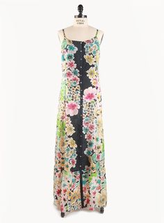 East kerala maxi dress