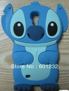 optimus lg l9 3D case   3D Cute Stitch Silicon Case for LG Optimus L9 P760 Silicone lilo cover ...