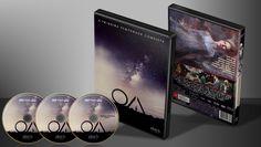 The OA - Primeira Temporada (Completa) - Capa | VITRINE - Galeria De Capas - Designer Covers Custom | Capas & Labels Customizados