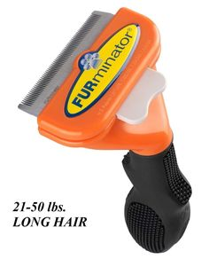Brushes Combs and Rakes 46305: Furminator Deshedding Medium Dog Long Hair Tool Coat Undercoat Stripper Rake BUY IT NOW ONLY: $44.99