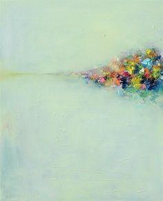 Art PRINT- giclee - 16x20-Abstract Landscape 3 http://ift.tt/1rLcLfn