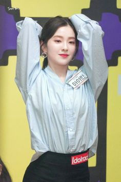 Uploaded by DC Su Thảo Nhi. Find images and videos about red velvet and irene on We Heart It - the app to get lost in what you love. Irene Red Velvet, Black Velvet, South Korean Girls, Korean Girl Groups, Brave Girl, Pop Songs, Latest Albums, Face Shapes, K Idols