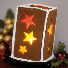 Gingerbread Lantern!