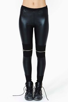 World Tour Leggings:Nasty Gal $52